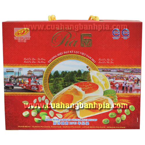 Bánh Pía Tân Huê 6 sao