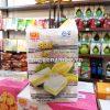Bánh in đậu xanh sầu riêng Tân Huê Viên 400g