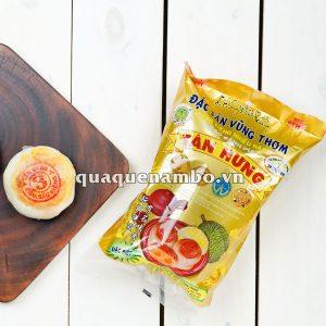 Bánh pía Tân Hưng nhũ đâu xanh sầu riêng 480g