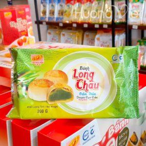 Bánh Long Châu lá dứa Tân Huê Viên 200g