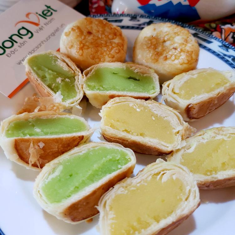 Bánh long châu